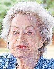 RUBY STRAUSER (1922 - 2019) - Obituary