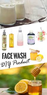 the best natural face wash diy