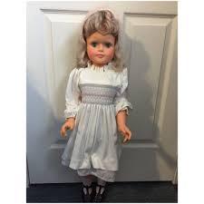 "1960's Regal 32"" Wendy Walker Plastic Walking Doll : Precious Memories  Antiques | Ruby Lane"