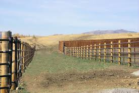 Continuous Fence Miracle Ranch Equipment