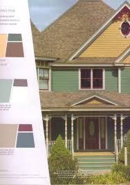 exterior house color ideas behr paint