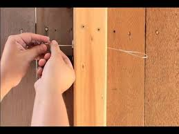 Nti How To Fix A Gate Latch Youtube