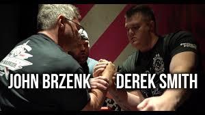 John Brzenk V Derek Smith - YouTube