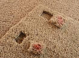 nail polish carpet fail
