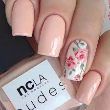 20 simple easy spring nails art designs