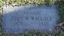 John Wesley Wallace (1875-1945) - Find A Grave Memorial