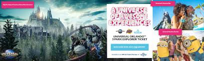 universal orlando tickets 3 parks for
