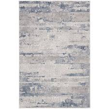 Williston Forge Wendi Gray/Navy Area Rug in 2020 | Colorful rugs, Rugs,  Abstract