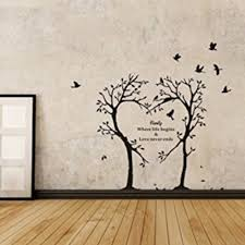 Shop Family Tree Wall Decal Mural Sticker Wall Vinyl Overstock 17747028