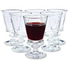 la rochere stemmed wine glass bee