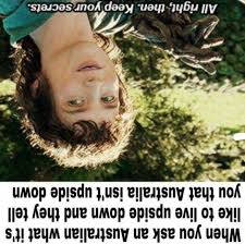 upside down - Meme by EdenC :) Memedroid