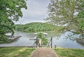 waterfront lake ozark house w private