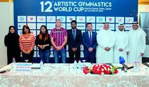 artistic gymnastics world cup qgf