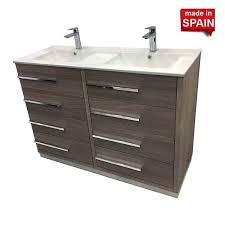 48 inch double bathroom vanity paris