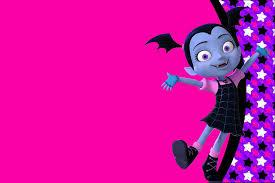 Resultado De Imagen Para Vampirina Tarjetas Invitacion