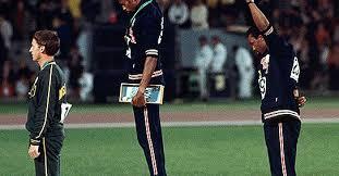 John Carlos, Tommie Smith: 1968 Olympics black power salute ...