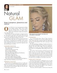 makeup natural glam pageantry magazine
