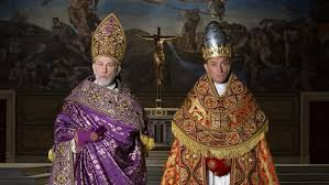 How The New Pope's Costume Designers Chose Jude Law's White Speedo ...