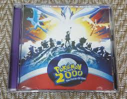 OST Pokemon The Movie 2000 The Power Of One CD, Music & Media, CDs ...