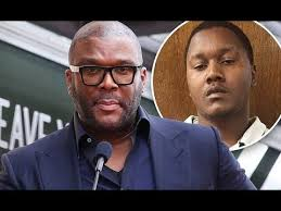 Tyler Perry's nephew Gavin Porter, 26, 'hanged himself' in prison... but  family is 'suspicious' his - YouTube