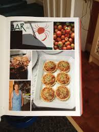 Ann's Food Diary: Ricks Crab Tarts