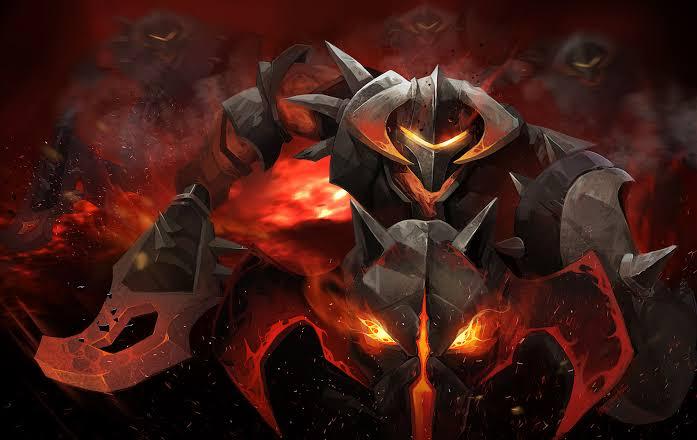 """Hasil gambar untuk Chaos Knight dota 2"""""""