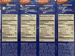 costco 2865 lipton kosher onion soup