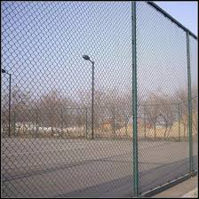 metal garden wire mesh fence panel