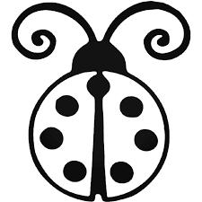 Ladybug Ladybird Insect 1 Vinyl Decal Sticker