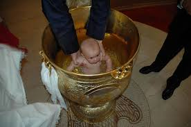 traditions of orthodox baptisms