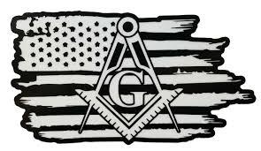 Stonemason Square And Compass Mason Masonic Freemason Decal Sticker Mostosydestilados Cl