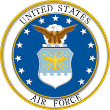 U S Air Force Emblem Decal