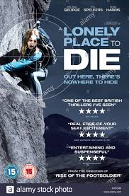 MOVIE POSTER A LONELY PLACE TO DIE (2011 Stock Photo: 96993994 - Alamy