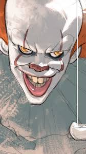 anime pennywise hd wallpapers