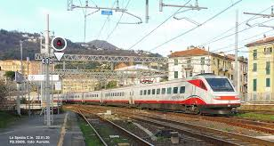 Etr.460. t.22 – La Spezia C.le. – 22 Gennaio 2020 di Aurelio ...