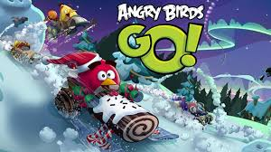 Angry Birds Go iPad Gameplay #4 - Sub Zero & Air with 120 CC Kart ...