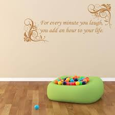 Laugh Wall Decal Style And Apply