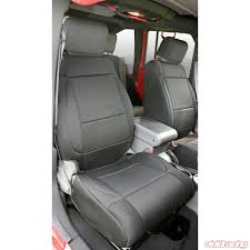 rugged ridge seat cover kit front