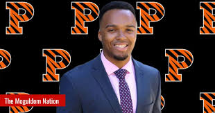 Nicholas Johnson Named Valedictorian At Princeton University
