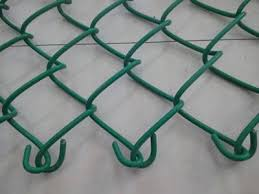 Chain Link Fence Pvc Coated