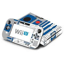 Star Wars R2 D2 R2d2 Decorative Decal Cover Skin For Nintendo Wii U Console And Gamepad Find Out More About The Gr Wii U Nintendo Wii U Console Nintendo Wii
