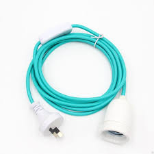 3 meters australia plug power cord on
