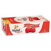 low fat strawberry yogurt