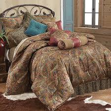 san angelo bedding set leopard super king