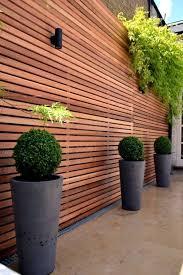 Privacy Fence Screen Ideas For The Garden And Patio Area Backyard Fences Small Garden Design Garden Privacy