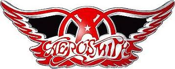 Aerosmith Logo Decal Vinyl Sticker 4 Stickers Ebay