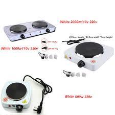 Mini 1000W Bếp Điện Lò Nướng Điện Nóng Cà Phê Giữ Nhiệt Trà Sữa Nấu Ăn Đĩa  Đun Nóng Đĩa Đun Nóng Dụng Cụ|