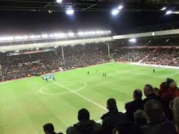 section ce7 now kenny dalglish stand