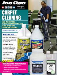 carpet cleaning jon don manualzz