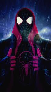 miles mes spider man marvel 4k
